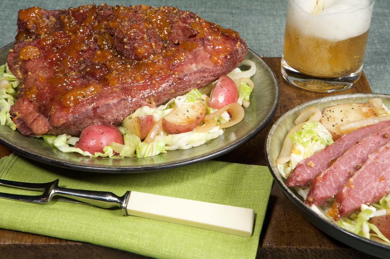 corned beef recipe, beef recipe, st. patrick's day recipe,